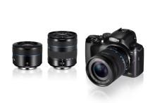 Photokina 2012: Startelva av objektiv till Samsungs NX-serie