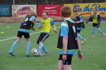 Suksess med fotball-fritid