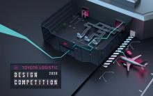 Tävlingen Toyota Logistic Design Competition 2020 söker bagagehanteringslösningar