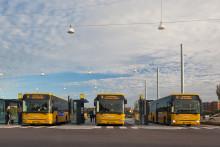 Borgere kan kommentere på nye bybuskøreplaner