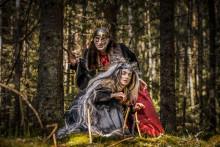 Premiär för Eddan i Berättarladan