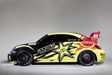 Volkswagen presents all-wheel-drive 560 bhp Rallycross-Beetle