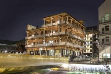 iValla nominerat till arkitektpriset i Östergötland