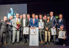 Premiär för galacocktail och prisutdelning med The Collector´s Awards på Antikmässan