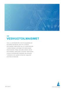 Vesivuotoilmaisimet Finanssialan keskusliitto