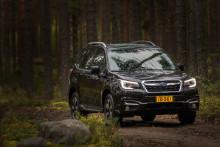 Uudistunut Subaru Forester sai EyeSightin - myös hinnat laskivat