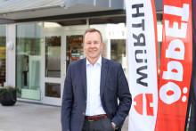 26 september är det invigning av Würths nya butik i Upplands Väsby