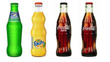 Coca-Cola i ny glassflaske