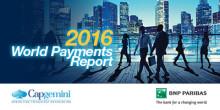 Digitale betalingstransaksjoner øker med 10 prosent globalt ifølge World Payments Report 2016