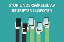 Stor undersøkelse av bedrifter i Lofoten