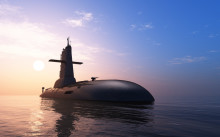 £201M package to support next generation of nuclear submarines