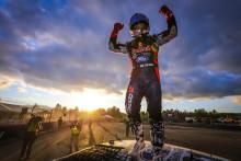 Wiman kakkossijalla pistejohtoon, Ford varmisti GRC-mestaruuden