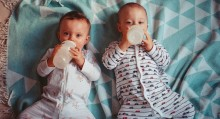 Dubbel risk för övervikt hos femåringar som druckit välling som små