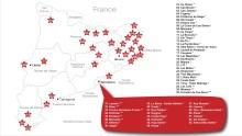 Katalonian Michelin-tähdet
