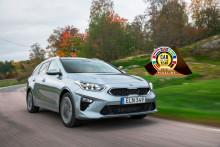 """Kia Ceed finalist i """"Årets Bil 2019"""""""