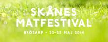 Skånes Matfestival – unik satsning för matintresserade