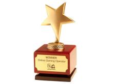 """Cherry har utsetts till """"Online Gaming Operator of the Year"""" av IGA"""