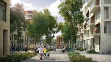 Projekttävling ökar antalet hyresrätter i Älvsjöstaden