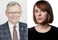 Skaraborgs Akademi till Skövde för att utse hedersskaraborgare,  dela ut pris och föreläsa