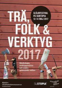 Stockholms första träslöjdsfestival går loss i Alby