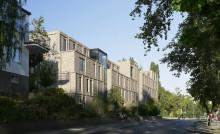 Inflyttning i Riksbyggens Brf Rosenhäll i Linköping