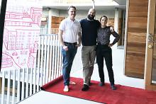 Hållbarhet: Nu startar inflyttningen Riksbyggens Brf Viva i Göteborg