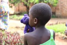 Faida i Kongo våldtogs när hon var tre år