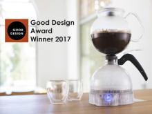 Vinder af GOOD DESIGN AWARD 2017 – ePEBO