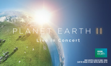 PLANET EARTH II – LIVE IN CONCERT till Linköping 2018