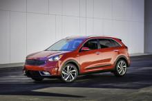 Kia viser tre hybridbiler på Chicago Auto Show