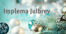 Implema julbrev 2016