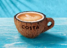 ​Costa Coffee Announces Coconut: A Fresh Dairy-Free Alternative