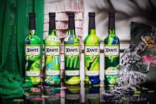 Xanté Sour and Pears originella utformning är nominerad till Svenska Designpriset