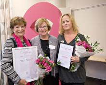 Årets bröstcancerhjältar korade