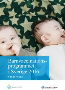God effekt av barnvaccinationsprogrammet