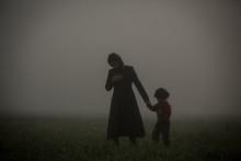 Om barn som tappat hoppet