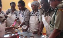 Axians stöd för kvinnligt entreprenörsskap i Kenya