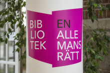 Pressinbjudan: Biblioteksdagarna i Stockholm 16 – 17 maj