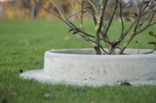Planting ring in concrete wins the 2017 Elmia Garden Award!