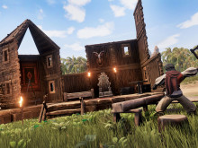 FUNCOM SHOWCASES CONAN EXILES' NEW LOOKS, 360 DEGREE SCREENSHOTS BRINGS THE WORLD OF CONAN ALIVE