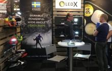 C2 Vertical Safety förvärvar pannlampsföretaget LedX
