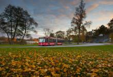 Arriva höjer standarden på bussarna i Norrort och Råsta