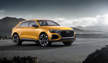 Audi viser sportslige modeller i Genève