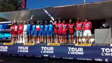 Syvendeplass i ungdommens Tour de France, -Norge ranket neste best i verden