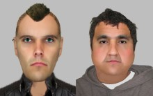 Detectives release e-fits following aggravated burglary in Redbridge