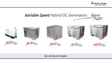 Information Sheet - Fischer Panda VS Series - variable speed hybrid DC generators
