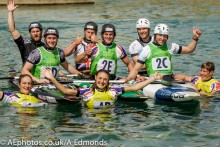 Landmark World Cup result for GB canoeists