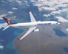 Turkish Airlines øker sine flygninger til Aqaba i Jordan