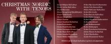 Norges ledende tenorgruppe besøker Oppland og Trøndelagsfylkene.