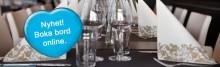 Scandlines erbjuder sina resenärer bordsbokning online.